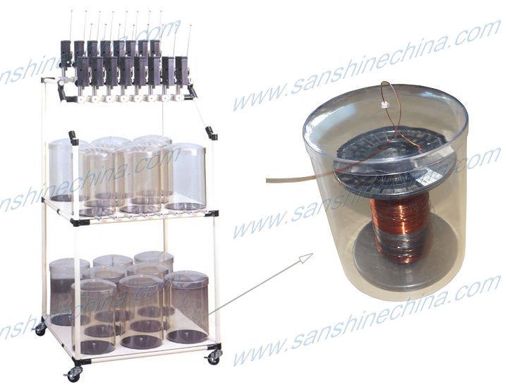 Wire Bobbin Cover Wire Spool Cover